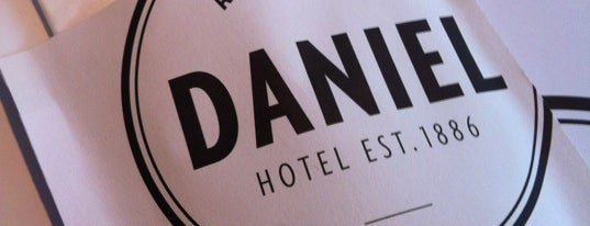 Hotel Daniel Bakery is one of VIENNA.