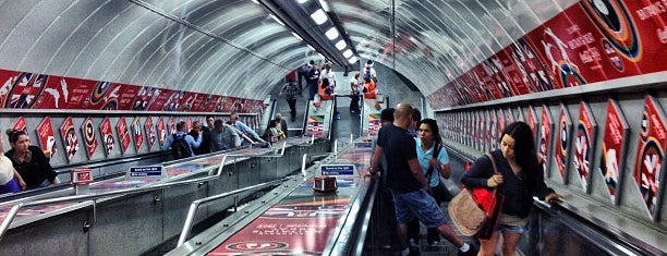 Hyde Park Corner London Underground Station is one of Tempat yang Disimpan Vanessa.