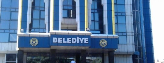 Buca Belediyesi is one of Lugares favoritos de A.oktay.