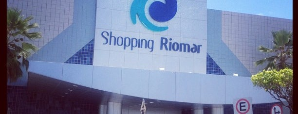RioMar Shopping is one of Locais curtidos por Micael Helias.