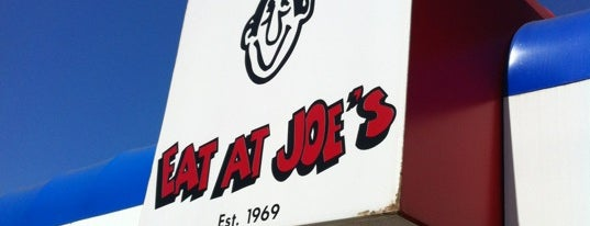 Eat At Joe's is one of SoCal Musts.