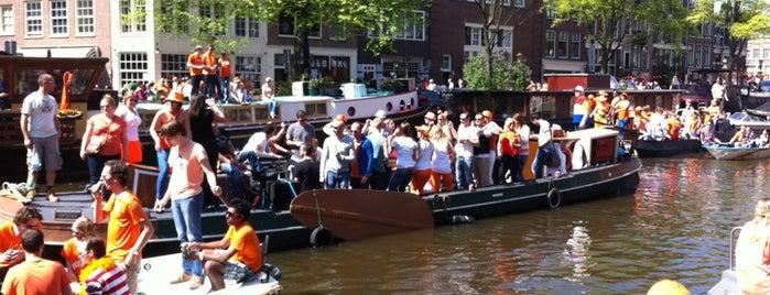 Johnny Jordaanplein is one of Amsterdam to-do.