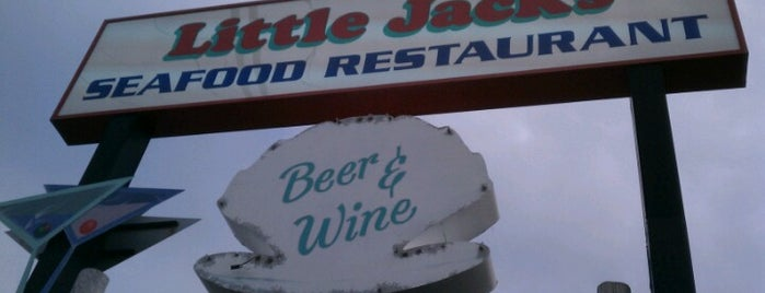 Little Jack's Seafood is one of New Hampshire.