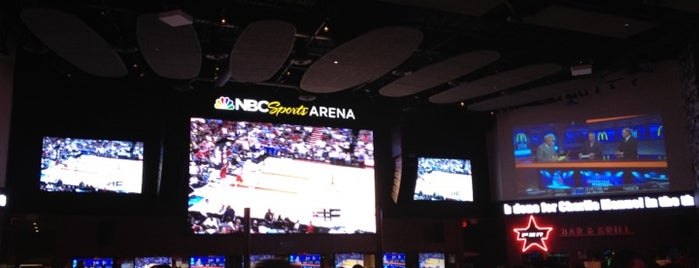 XFINITY Live! Philadelphia is one of Philadelphia's Best Sports Bars - 2012.
