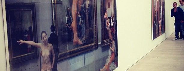 Saatchi Gallery is one of London, best of.