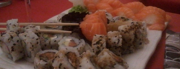 Sakura Sushi is one of Posti salvati di Agos.