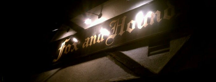 The Fox & Hounds is one of Gespeicherte Orte von thewandering1.