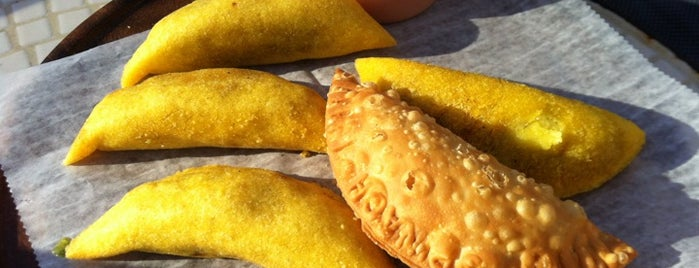 Empanadas Cafe is one of Latin-To-Do List.