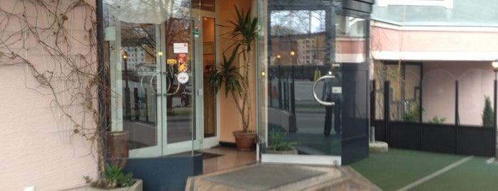 Pizzeria da Leonardo is one of Tempat yang Disukai Hdo.