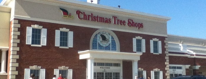 Christmas Tree Shops is one of New York 2.