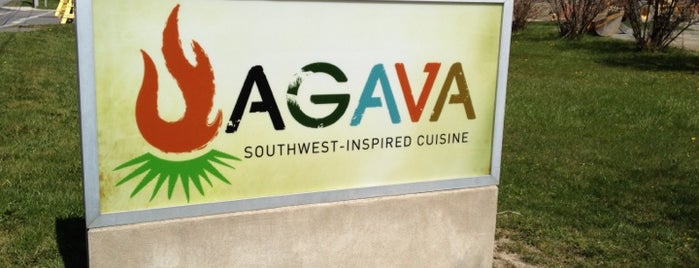 AGAVA Restaurant is one of Fingerlakes Transport an Tour Service.