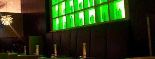 Grü Bistro Lounge is one of Locais salvos de Matthias.
