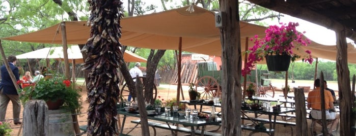 Perini Ranch is one of Texas Places to Try.