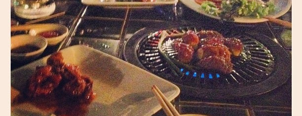 Barbecue Garden is one of HCMC.