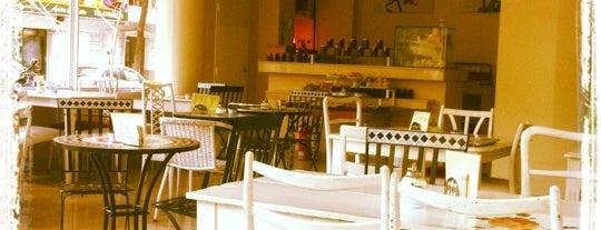 Retamas is one of Café.
