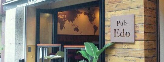 SWANLAKE Pub Edo is one of Tokyo.
