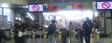 Shin-Imamiya Station is one of Tempat yang Disimpan Mycroft.