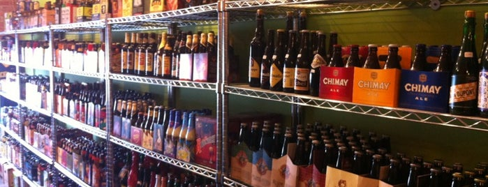 Salud Beer Shop is one of Lugares guardados de Tatiana.