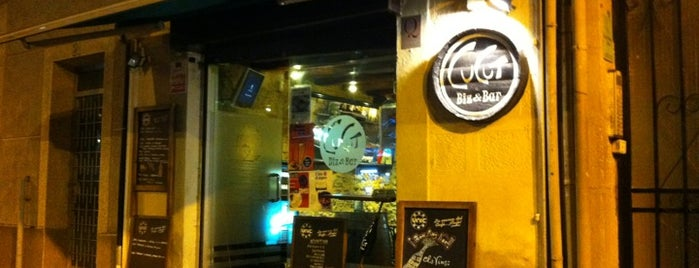 Cucut Biz & Bar is one of Tapas y birra.