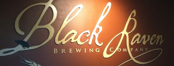 Black Raven Brewing Company is one of Wishlist: Breweries/Bars/Pubs.