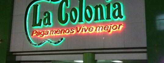 Supermercados La Colonia is one of Emilio Alvarez's Liked Places.