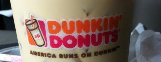 Dunkin' is one of Melhor atendimento.