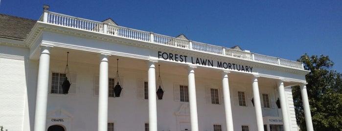 Forest Lawn Covina Hills is one of Posti che sono piaciuti a DFB.