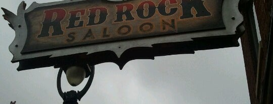 Red Rock Saloon is one of Wisconsin Favorites: bars/food.