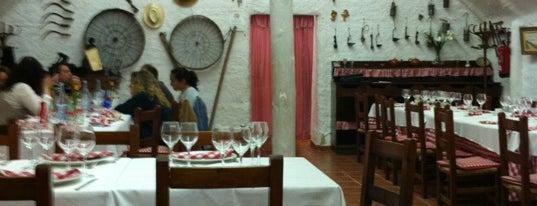 Restaurant Casa de Fusta is one of Fish🐠.