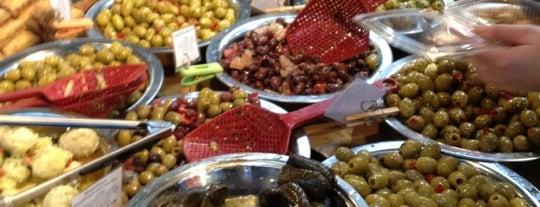 Old Spitalfields Market is one of London Markets & Food Stalls.