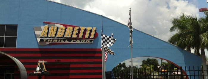 Andretti Thrill Park is one of Posti che sono piaciuti a ron.