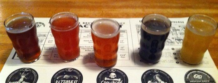 Oaken Barrel Brewing Company is one of Indiana Bucket List.