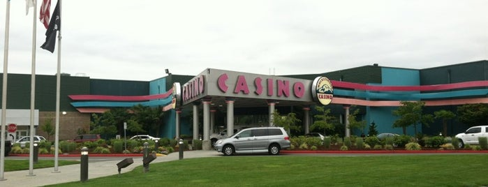 Muckleshoot Casino is one of Been there, done that..