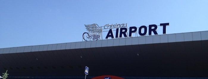 Aeroporto Internacional de Chisinau (KIV) is one of Airports (around the world).