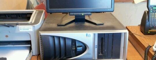 rio's work desk is one of DELETE.
