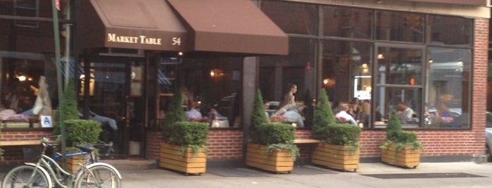 Market Table is one of west village.