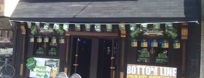 Bottom Line Ale House is one of Lugares guardados de Andre.
