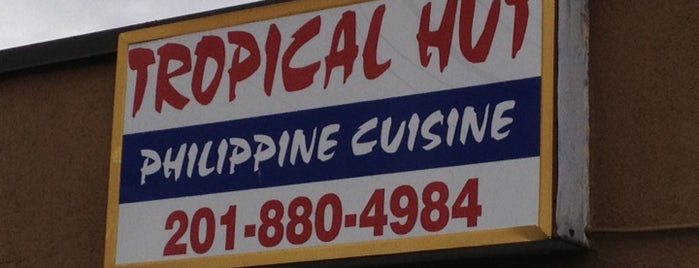 Tropical Hut is one of Asia Jersey.