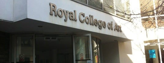 Royal College of Art is one of KEEP CALM AND ENJOY LONDON.