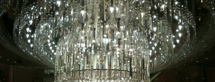 The Chandelier is one of Vegas to do.