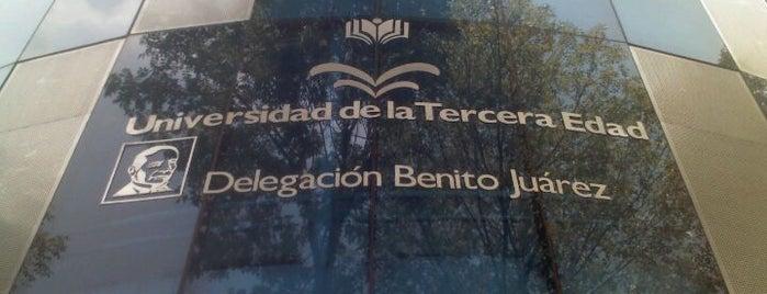 Universidad de la Tercera Edad is one of Lugares favoritos de Ricardo.