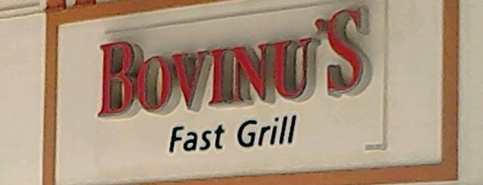 Bovinu's Fast Grill is one of Restaurantes SEFAZ.