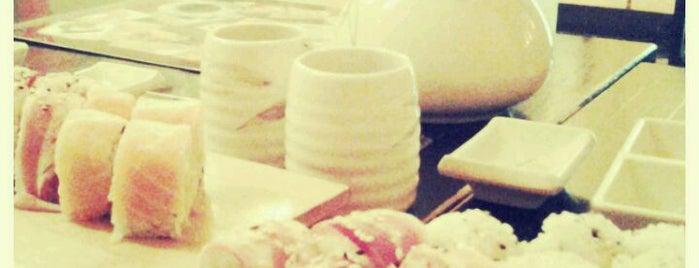 Sushi in SPB