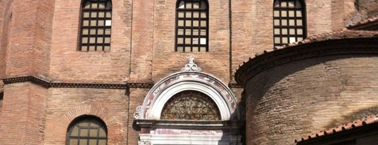 Basilica di San Vitale is one of Emilia-Romagna.