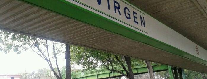 Tren Ligero La Virgen is one of Orte, die Rodrigo gefallen.