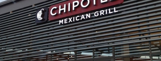 Chipotle Mexican Grill is one of Lieux qui ont plu à Patrick.