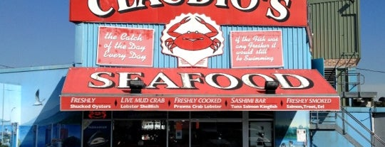 Claudio's Seafoods is one of Sydney.