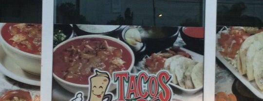 Tacos Rubén is one of Monterrey.