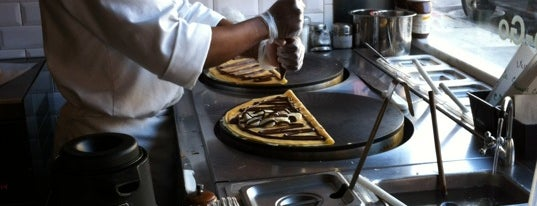 Vive la Crêpe is one of Our Short List of Restaurants To Try.