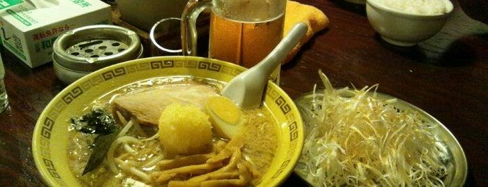 江川亭 狛江店 is one of Lugares favoritos de モリチャン.